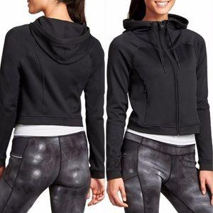 Athleta Women's Black Swerve Jacket